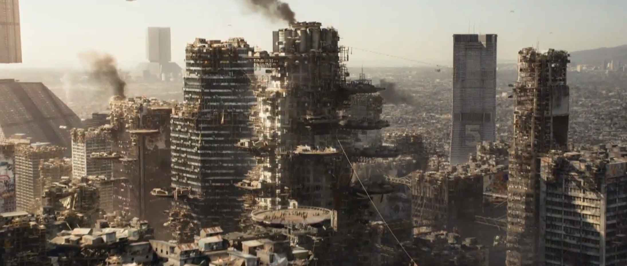 Elysium: Ruined Los Angeles