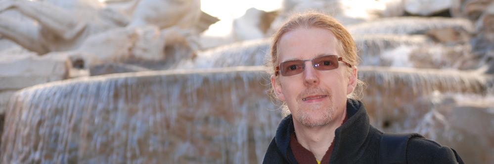 Me, Winter 2011 in Rome