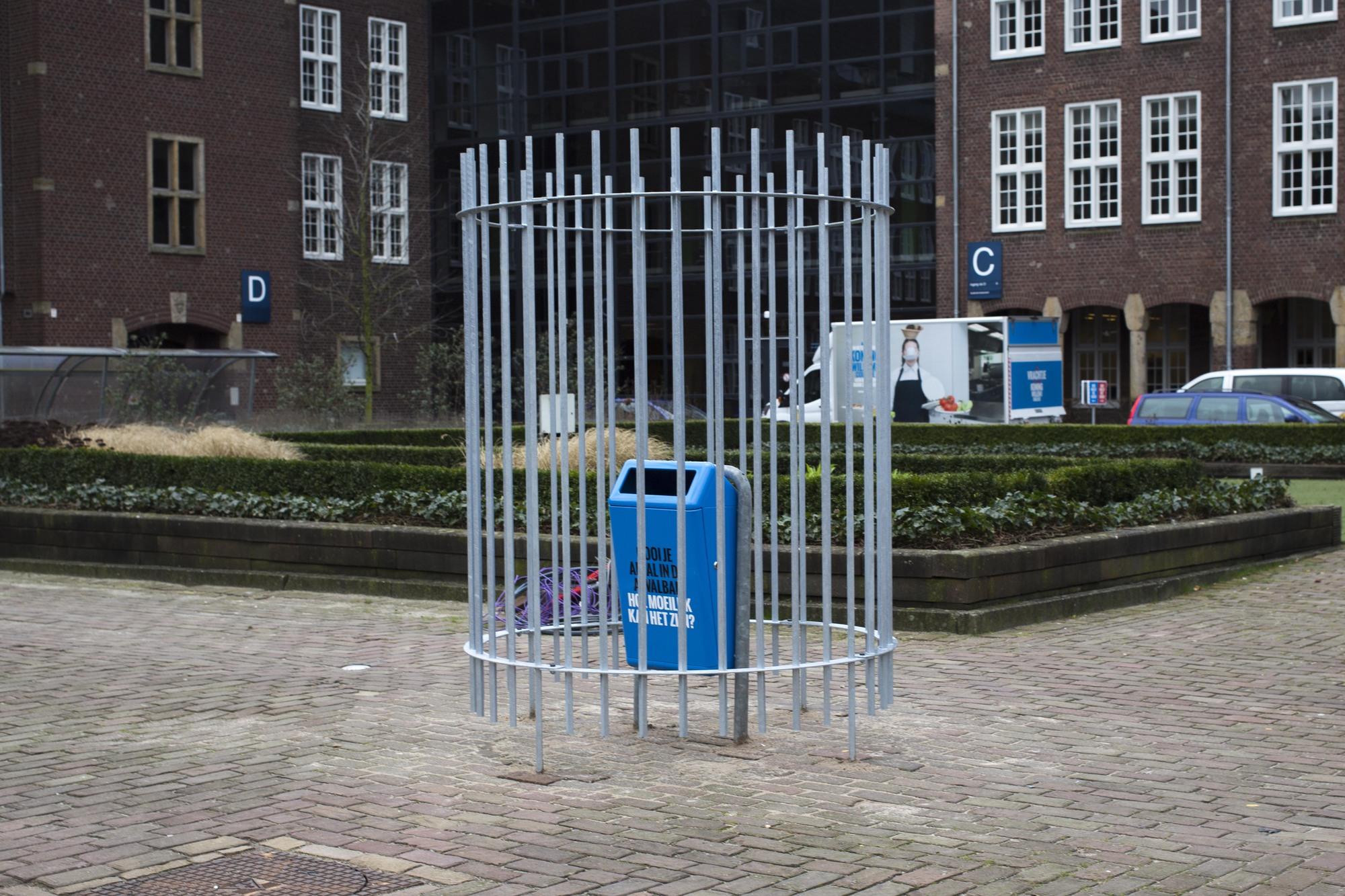 Bin Cage
