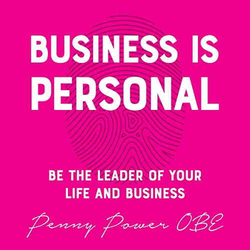 Business is Personal Book Cover