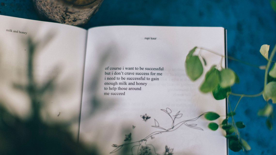 Rupi Kaur Poetry - Milk & Honey