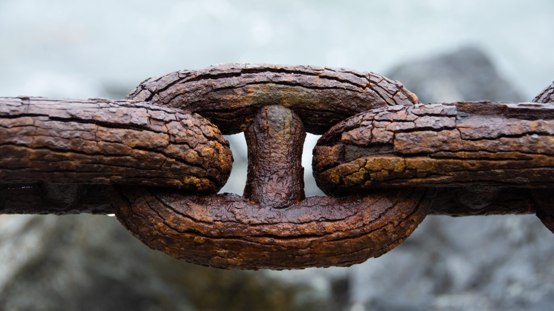 Finding my Authenticity: Breaking My Chains 1