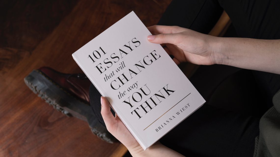 100 Essays that will change the way you think