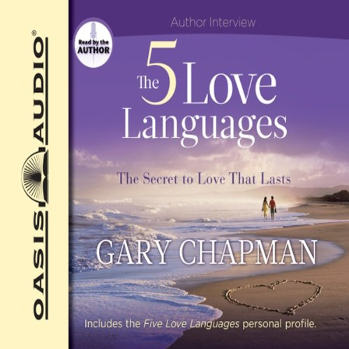 The 5 Love Languages: The Secret to Love that Lasts Book Cover