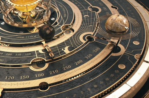 Steampunk Astrolabe