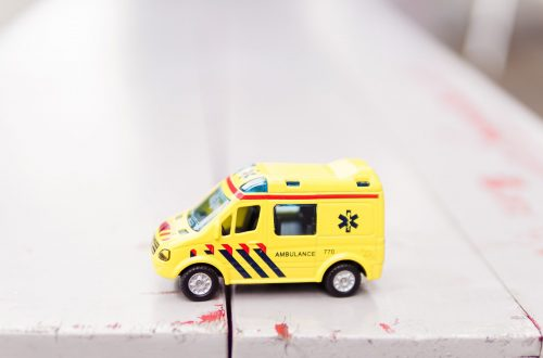 A Small Ambulance