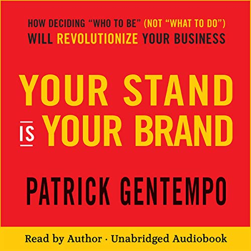 Your Stand is Your Brand Book Cover