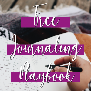 Free Journaling Playbook