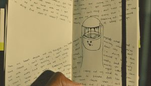 Anxiety & Fear in a Journal