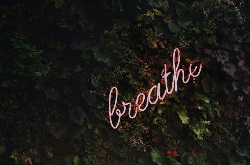 Breathe (Neon Light)